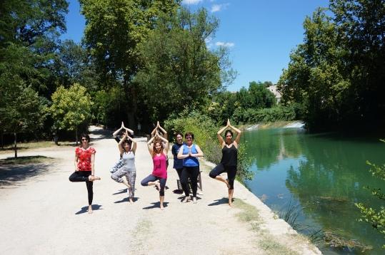 Cours de yoga Montpellier